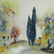 Académie Lyonnaise de peinture, Académie Lyonnaise de peinture, perret solange