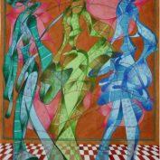 Académie Lyonnaise de peinture, Académie Lyonnaise de peinture, aligne marylène
