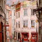 Académie Lyonnaise de peinture, Académie Lyonnaise de peinture, boulay félix