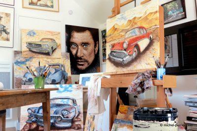 Atelier de Michel Perrier